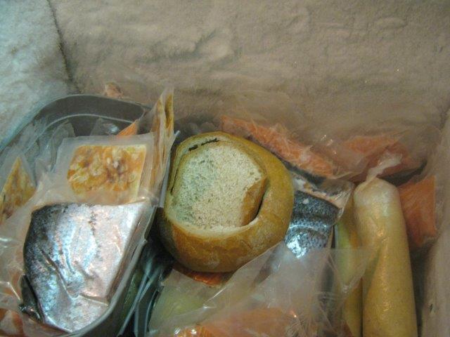 sklad potravin1 mrazící zařízení