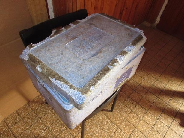 termoobal pro přepravu pokrmů