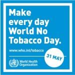 Světový den bez tabáku