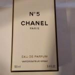 Chanel 5 foto
