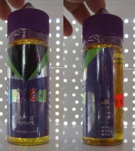 Hlavní foto_BINGO, APPLE GRAPE, 120 ml