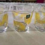 Sada 3 sklenic
