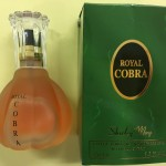 Shirley May,ROYAL COBRA EAU DE TOILETTE. foto