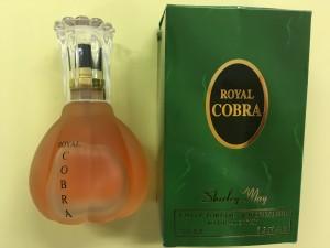 Shirley May,ROYAL COBRA EAU DE TOILETTE. foto