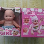 panenka Baby GIRL, Happy Day, NO. 882 foto